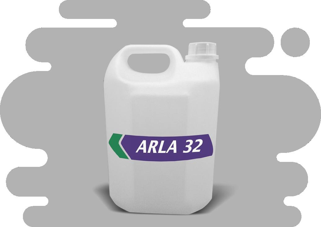 Arla 32 Magna Certificação