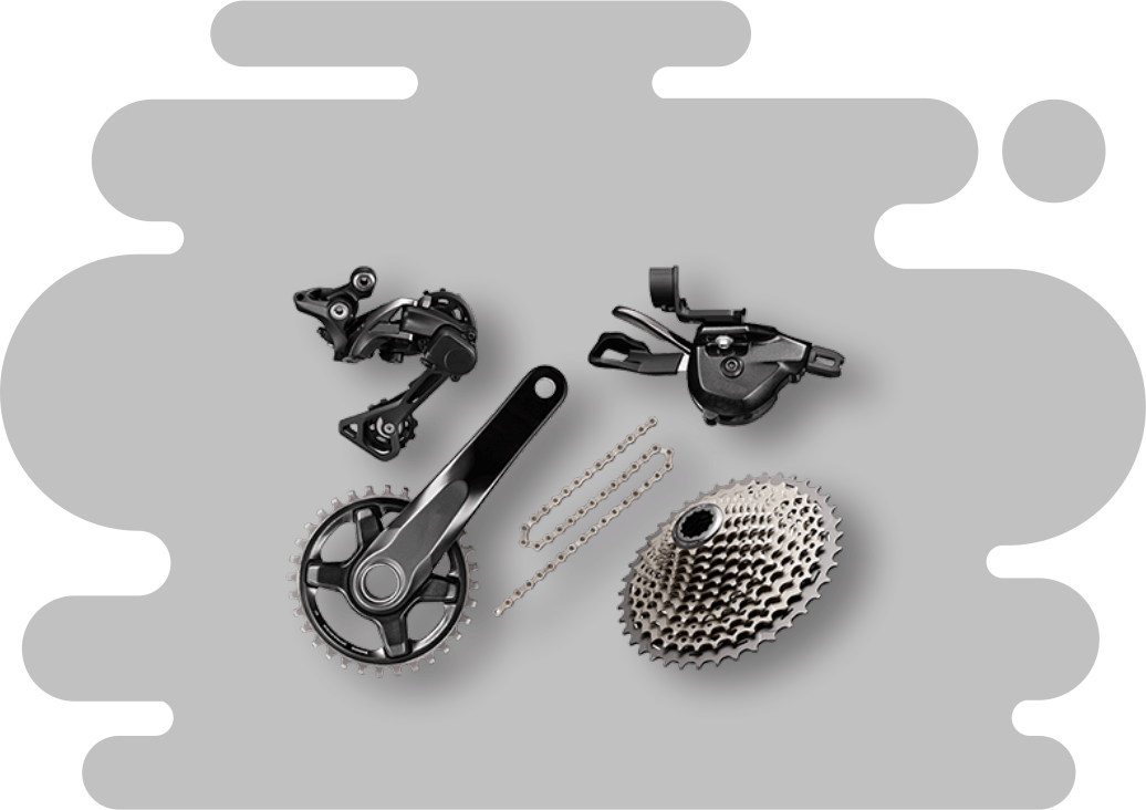 Componentes-bicicleta-Magna-certificação